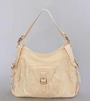The Sharon Tote in Camel by Junior Drake Bags