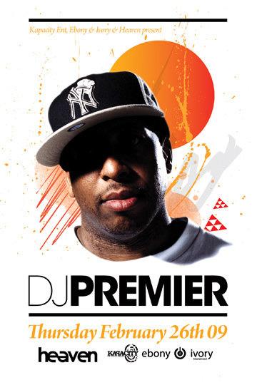 DJ PREMIER :: 2-26-2009