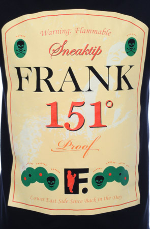 The Frank 151 Tee by Sneaktip