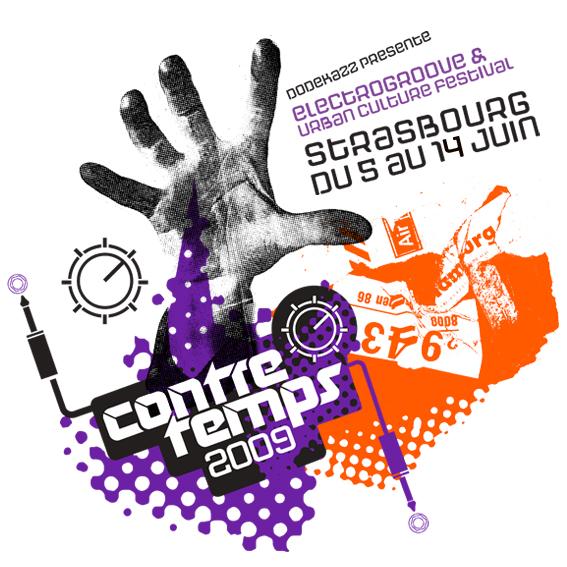CONTRE-TEMPS 2009 FESTIVAL (Strasbourg)