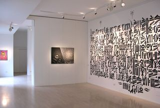 Milano, Italy: Chaz Bojorquez + Retna