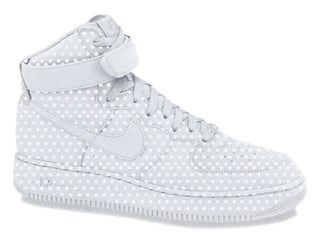 Nike Air Force 1 Polka Dot