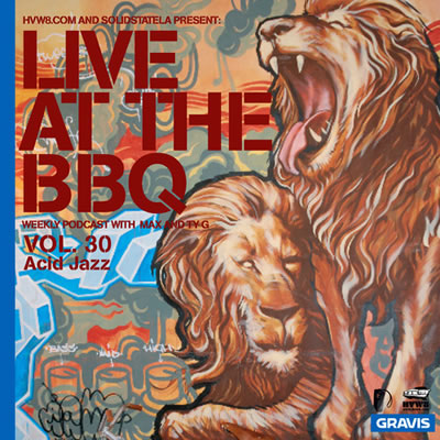 VOL. 30 LATBBQ - Acid Jazz