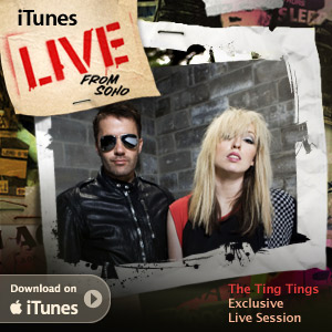 The Ting Tings: Apple iTunes