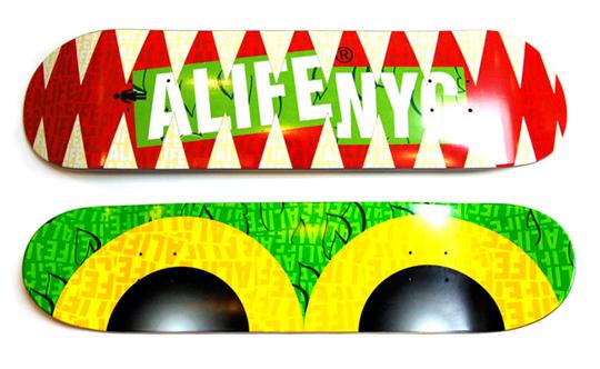 Alife NYC x Girl Skateboard - highsnobiety