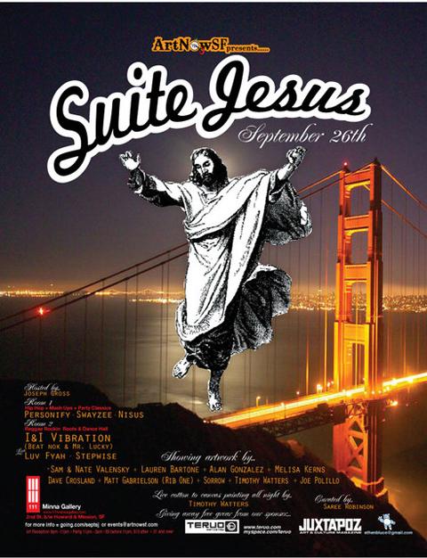 Suite Jesus: 09.26.2008