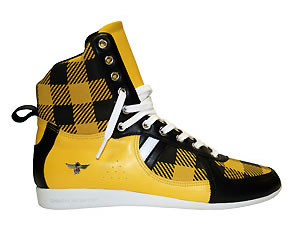 The Galow Hi in Yellow Buffalo by Creative Recreation