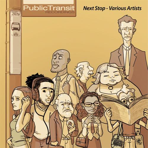Public Transit Recordings - Next Stop (various artists)