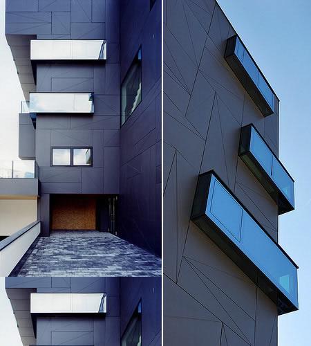 Urban Villa Domus Malles by Metrogramma