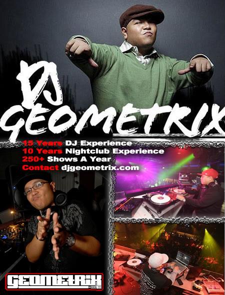 Dj Geometrix